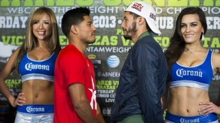 Gonzalez vs. Mares Rematch Set for Feb. 25 in Los Angeles