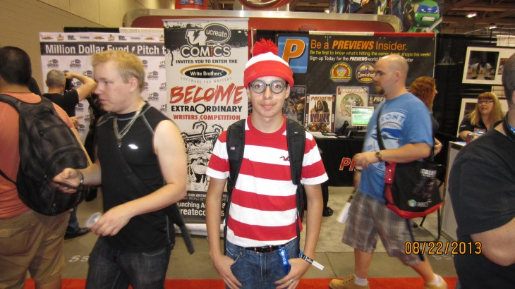 Fan Expo Canada 2013 Mini Blog: Day 1 Review