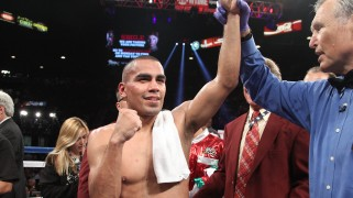 Carlos Molina Training in Mexico, Signs with Al Haymon