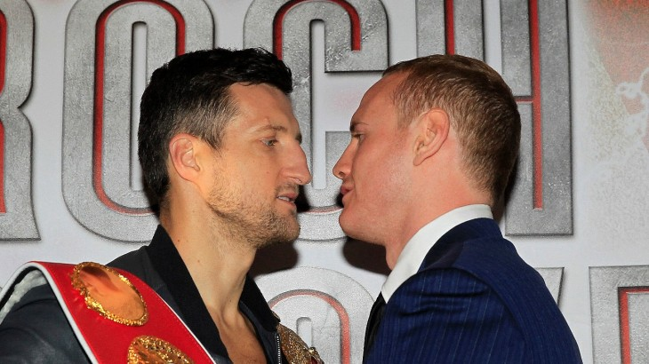 George Groves Special Pre-Fight Blog