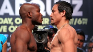 HBO PPV: Bradley vs. Marquez Weigh-in Results from Las Vegas