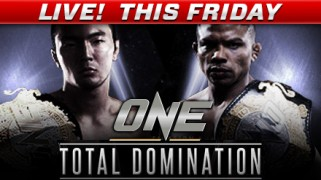 ONE FC 11 LIVE Friday, Oct. 18, @ 7a ET on Fight Network