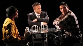 Face Off: Pacquiao-Rios with Max Kellerman Debuts Nov. 2