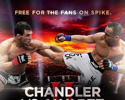 Quick Shots – Bellator MMA 106: Alvarez Tops Chandler