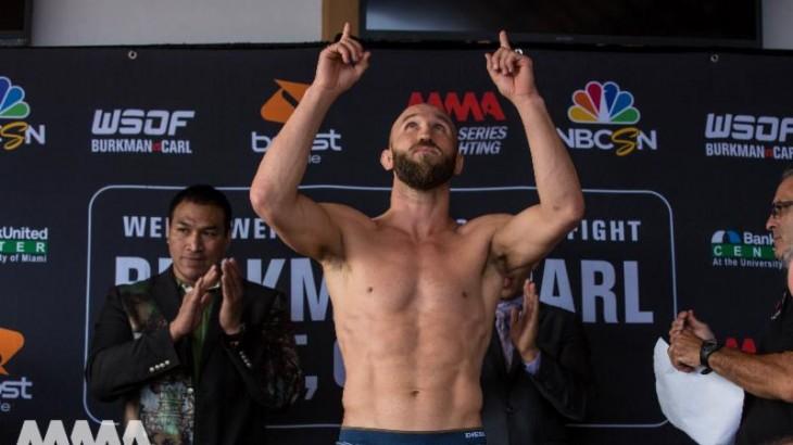 Oct. 7 'MMA Meltdown Radio' with Gabriel Morency