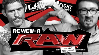 Jan. 7 Edition of Review-A-Raw w/ Tom Lawlor