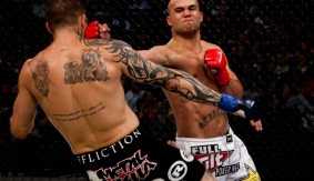 Robbie Lawler and the Wisdom of Fighting Often