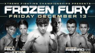 XFC 27: Frozen Fury Invading Muskegon, Michigan on Dec. 13