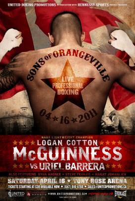 Orangeville's Logan McGuinness Returns Home April 16