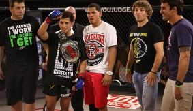 Duke Roufus, Brian D'Souza on The MMA Report w/ John Pollock