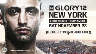 GLORY 12 New York LIVE on Fight Network Play-by-Play