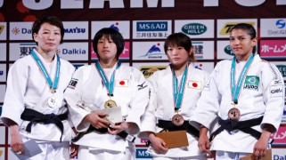 Judo Grand Slam Tokyo 2013 Day 1 News & Notes