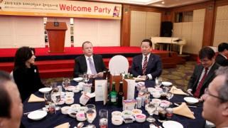 IJF President Marius Vizer Receives Awards Ahead of Jeju GP