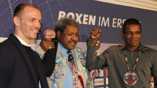 Promoter Don King Hypes Up Braehmer vs. Oliveira