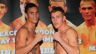 Anthony Ogogo Closes Out 2013 Campaign on Saturday Night