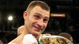 Vitali Klitschko Relinquishes WBC Title to Pursue Politics