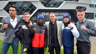 China Clarke Delighted with Leeds World Title Slot