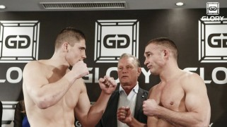 GLORY 13 Tokyo LIVE on Fight Network Weigh-in Results