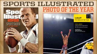 MFC's Birchak's Shining Moment Makes SI's Photos of the Year