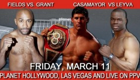 Casamayor-Leyva Added to PPV Card on March 11 in Las Vegas