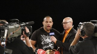 MFC Staging Press Conference for MFC 39 on Jan. 15