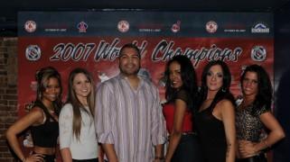 Five Ring Girls Selected for John Ruiz' AFO Promotion