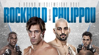 UFC Fight Night: Rockhold vs. Philippou Weigh-in Results