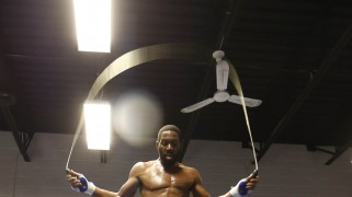 Bryant Jennings Philadelphia Media Day Photos