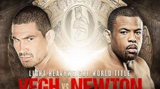 Bellator MMA 113 Weigh-ins Thursday at Kansas Star Casino