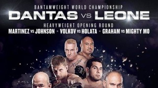 Quick Shots – Bellator MMA 111: Dantas Snatches Slick Sub