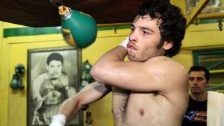 Chavez Jr. vs. Vera Media Workout Quotes & Photos