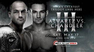Bellator MMA Announces Preliminary Card for May 17 PPV