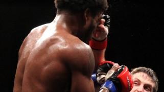 UFC Vet Tom Egan Looks to Get Back on Track at CES MMA 22