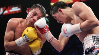 Santa Cruz Steamrolls Mijares to Retain WBC Title