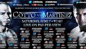 Sergio Martinez Special Pre-Fight Blog