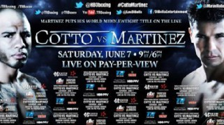 Sergio Martinez Special Pre-Fight Blog