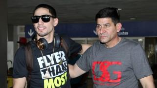 Danny Garcia Puerto Rico Grand Arrival Quotes & Photos