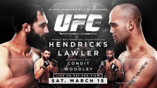 UFC 171: Hendricks vs. Lawler Preview & Predictions