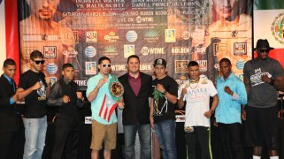 Garcia vs. Herrera Final Puerto Rico Presser Quotes & Photos