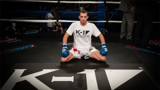 K-1 Fighter Shane Campbell Announces Move Up in Weight