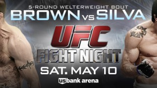 UFC Fight Night: Brown vs. Silva Weigh-in Results from Ohio