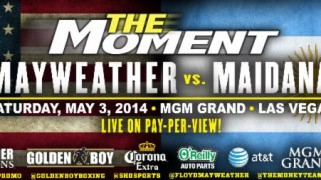 Khan vs. Collazo Set for May 3 as Mayweather-Maidana Co-Main