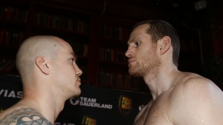 Price vs. Pala Weigh-in Results & Photos from Denmark