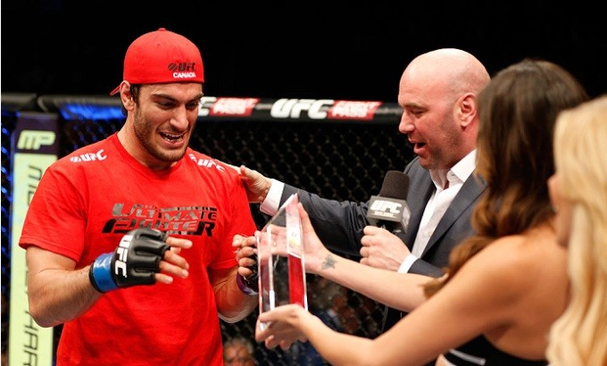 Elias Theodorou, John Ramdeen on The MMA Report