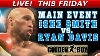 Full Undercard Announced for Friday's Golden Boy LIVE Card