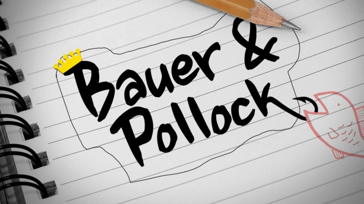 Aug. 26 Edition of Bauer & Pollock