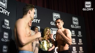 GLORY 16 Denver LIVE on FN Weigh-in Results & Quotes