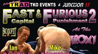 Bailey-Robinson Title Fight Headlines June 14 Card in London
