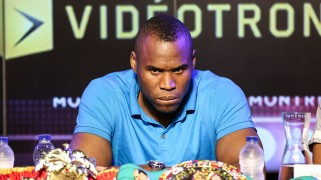 The Adonis Stevenson Buzz