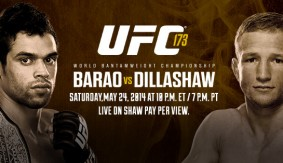 UFC 173: Barao vs. Dillashaw Preview & Predictions